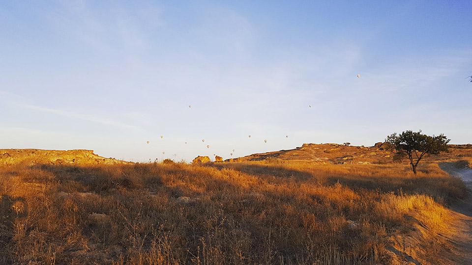 Cappadocia Ultra-Trail - Vos de montgolfières