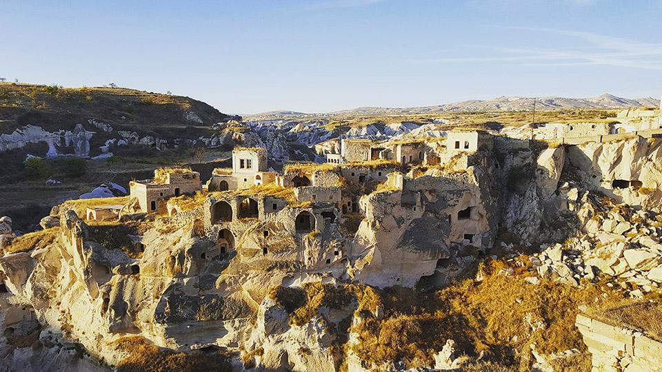 Cappadocia Ultra-Trail - Ruines