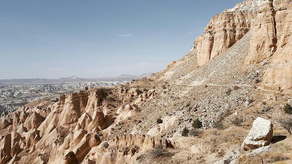 Cappadocia Ultra-Trail - La vallée Rose
