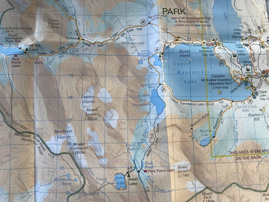 Gemtrek Publishing: Kananaskis Lake